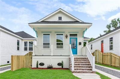 New Orleans Single Family Home For Sale: 4721 New Orleans Street