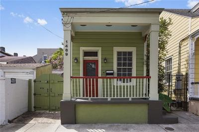 New Orleans Single Family Home For Sale: 1469 Annunciation Street