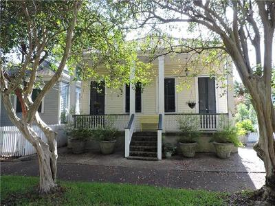 New Orleans Multi Family Home For Sale: 416 Olivier Street