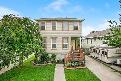 Jefferson Parish, Orleans Parish Condo For Sale: 3300 Upperline Street #3300