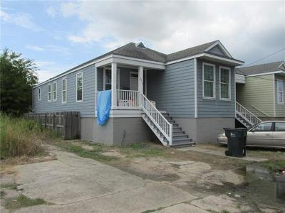 New Orleans Single Family Home For Sale: 3616 2nd Street