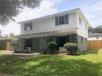 New Orleans Single Family Home For Sale: 2327 Easter Lane