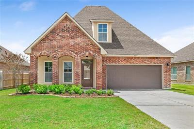 Madisonville Single Family Home For Sale: 70057 Hirson Court