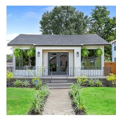 New Orleans Single Family Home For Sale: 4955 Spain Street