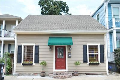 New Orleans Single Family Home For Sale: 4317 Annunciation Street