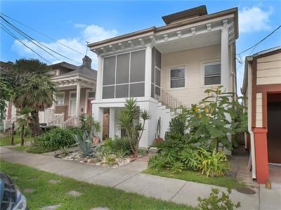 New Orleans Single Family Home For Sale: 2424 Jena Street