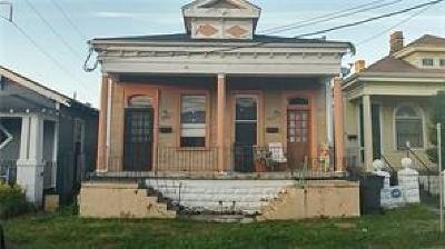 Multi Family Home For Sale: 2333 Columbus Street