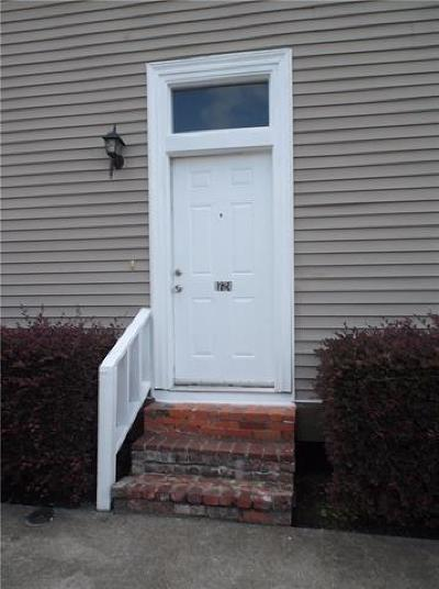 Jefferson Parish, Orleans Parish Condo For Sale: 1724 Burdette Street #1724