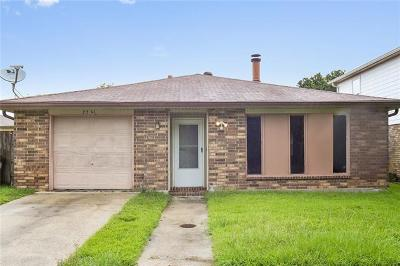 New Orleans Single Family Home Pending Continue to Show: 7541 Vincent Street