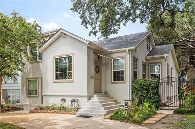 New Orleans Single Family Home For Sale: 527 Walker Street