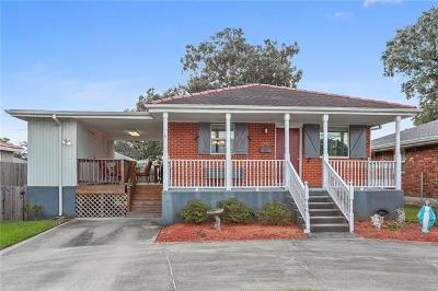 Metairie Single Family Home For Sale: 1701 Taft Park