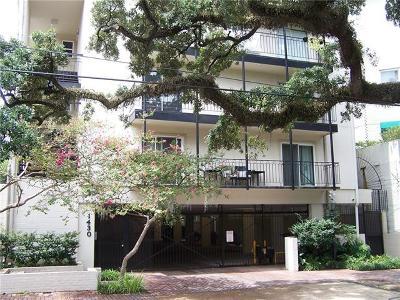 New Orleans Condo For Sale: 1430 Jackson Avenue #302