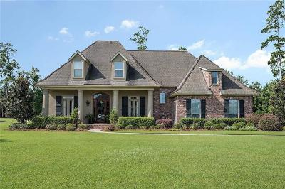 Madisonville Single Family Home For Sale: 413 S Fairway Drive