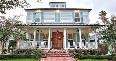 New Orleans Single Family Home For Sale: 6629 Vicksburg Street