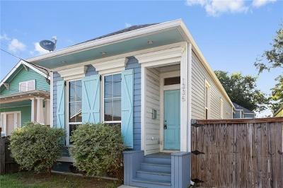 New Orleans Single Family Home For Sale: 1335 Bartholomew Street