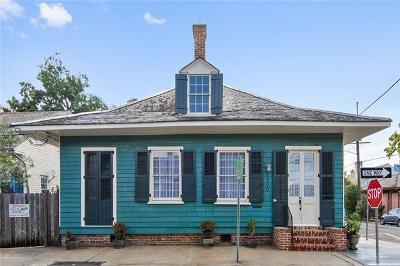 New Orleans Multi Family Home For Sale: 1800 Burgundy Street