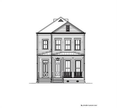 New Orleans Single Family Home For Sale: 2215 Carondelet Street