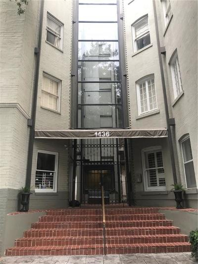New Orleans Condo For Sale: 1436 Jackson Avenue #1A