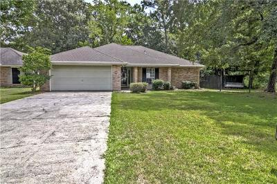 Slidell Single Family Home For Sale: 200 Bluefield Drive