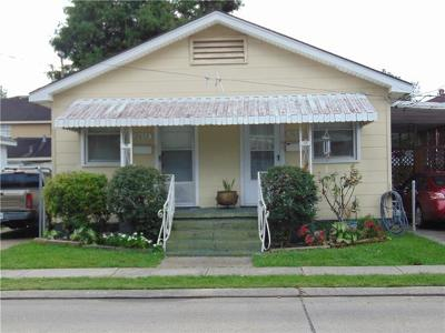 Metairie Multi Family Home For Sale: 3613 W Metairie North Avenue