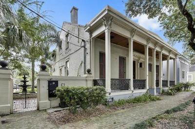 New Orleans Condo For Sale: 907 Washington Avenue #2