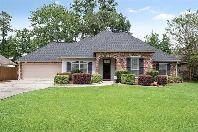 Madisonville Single Family Home For Sale: 216 Highland Oaks North Drive