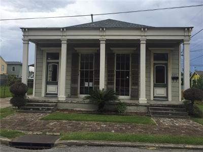 New Orleans Single Family Home For Sale: 3137 St. Thomas Street