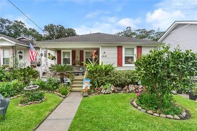 Metairie Single Family Home For Sale: 4212 Heaslip Avenue