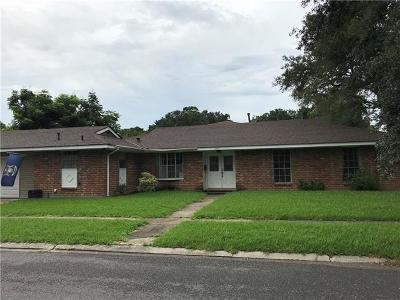 New Orleans Single Family Home For Sale: 6152 Dover Place