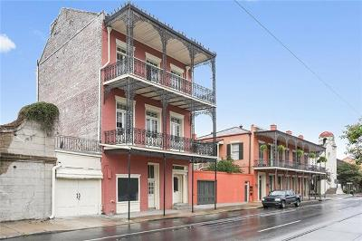 New Orleans Condo For Sale: 1212 N Rampart Street #400