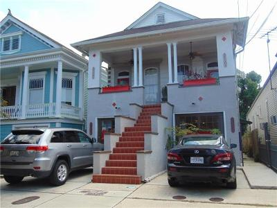 New Orleans Condo For Sale: 3110 Desoto Street #B