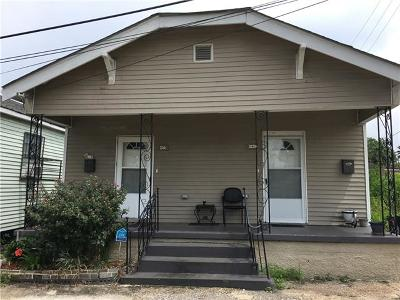 New Orleans Multi Family Home For Sale: 3259-3261 Bloomingdale Court
