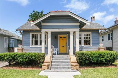 New Orleans Single Family Home For Sale: 7717 Belfast Street