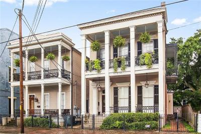 New Orleans Condo For Sale: 2026 Prytania Street #A