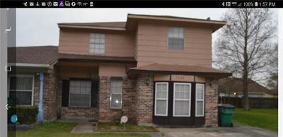 Harvey Townhouse For Sale: 3052 Destrehan Avenue