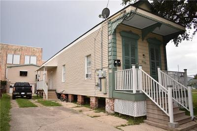New Orleans Single Family Home For Sale: 2730 Banks Street