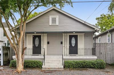 New Orleans Multi Family Home For Sale: 116-18 S Genois Street