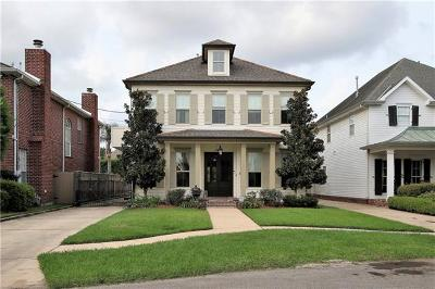 Single Family Home Pending Continue to Show: 1841 Colapissa Street