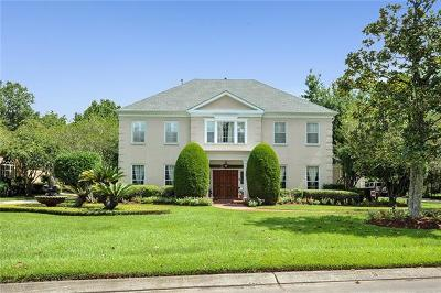 Single Family Home For Sale: 26 English Turn Drive
