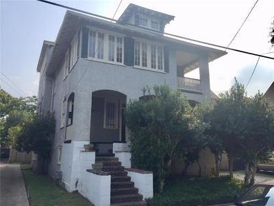 Multi Family Home For Sale: 6040 Prytania Street
