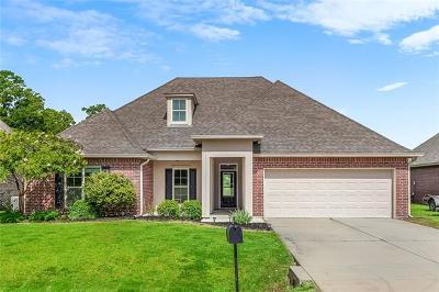 Madisonville Single Family Home For Sale: 40303 Maison Lafitte Boulevard