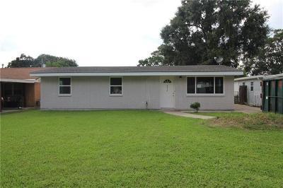 Single Family Home For Sale: 2512 Michigan Avenue