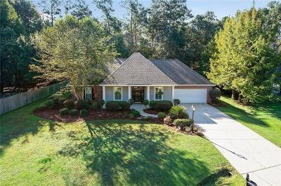 Single Family Home For Sale: 311 Vireo Drive