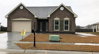 Marrero Single Family Home For Sale: 2616 Cedar Creek Street