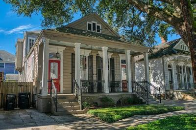 Multi Family Home For Sale: 1810 Valence Street