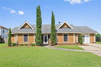 New Orleans Single Family Home Pending Continue to Show: 5860 W Louis Prima Drive