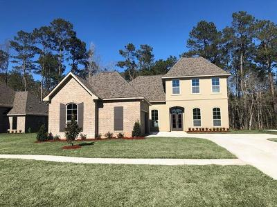Madisonville Single Family Home For Sale: 608 Pine Grove Loop