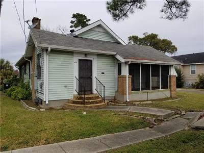 Single Family Home For Sale: 4110 Leonidas Street