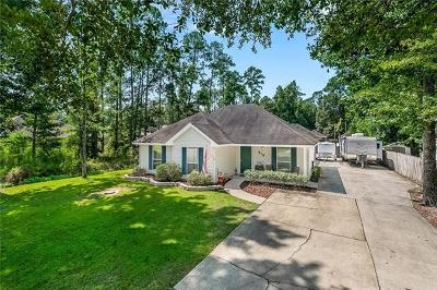Single Family Home For Sale: 910 Joans Street