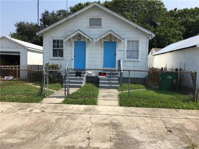 Jefferson Parish Multi Family Home For Sale: 2012-2014 Pine Street